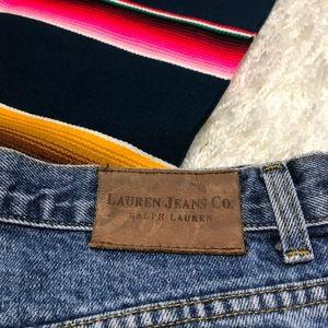 Vintage Big Patch Ralph Lauren Supply Co Jeans 14